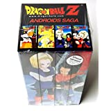 Dragon Ball Z: Androids Box [VHS] [Import]