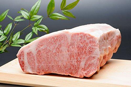 常陸牛 A5グレード サーロインブロック(約1キロ)塊肉/ホームパーティー/業務用(お歳暮・お中元・御祝い・お礼/のし無料) -日時指定