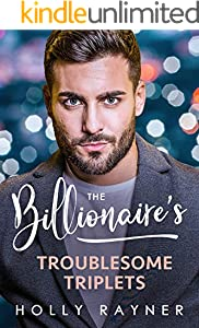 The Billionaire's Troublesome Triplets (Babies and Billions Book 1) (English Edition)