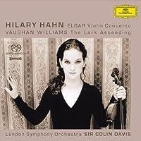 Elgar: Violin Concerto / Williams: The Lark Ascending [SACD Hybrid] (2004-05-03)