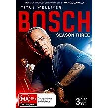BOSCH: SEASON 3 - 3 DISC - DVD