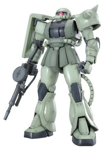 MG 1/100 MS-06J ザクII Ver.2.0 (機動戦士ガンダム) 【MGビルダーズパーツキャンペーン特典付き】