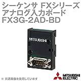 三菱電機 FX3G-2AD-BD FX3Gシーケンサ用 アナログ入力ボード NN