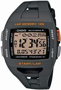 [カシオ]CASIO 腕時計 PHYS LAP MEMORY 120 世界6局対応電波ソーラー 国内メーカー1年保証つき STW10008JF