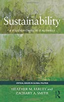Sustainability (Critical Issues in Global Politics)