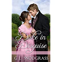 Duke In Disguise (The Stafford Sisters Book 1)