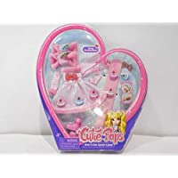 Cutie Pops - Party Evening Wear by Jada Toys (English Manual)