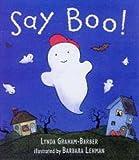 Say Boo Board Book