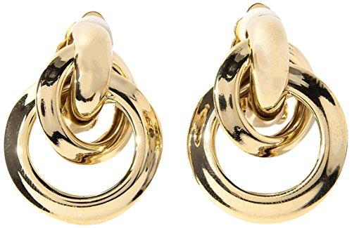 [해외](레이 빔스) Ray BEAMS Medley | 80s 링 귀걸이 61420991176 ONE SIZE GOLD/(Ray Beams) Ray BEAMS Medley | 80s Ring Earrings 61420991176 ONE SIZE GOLD