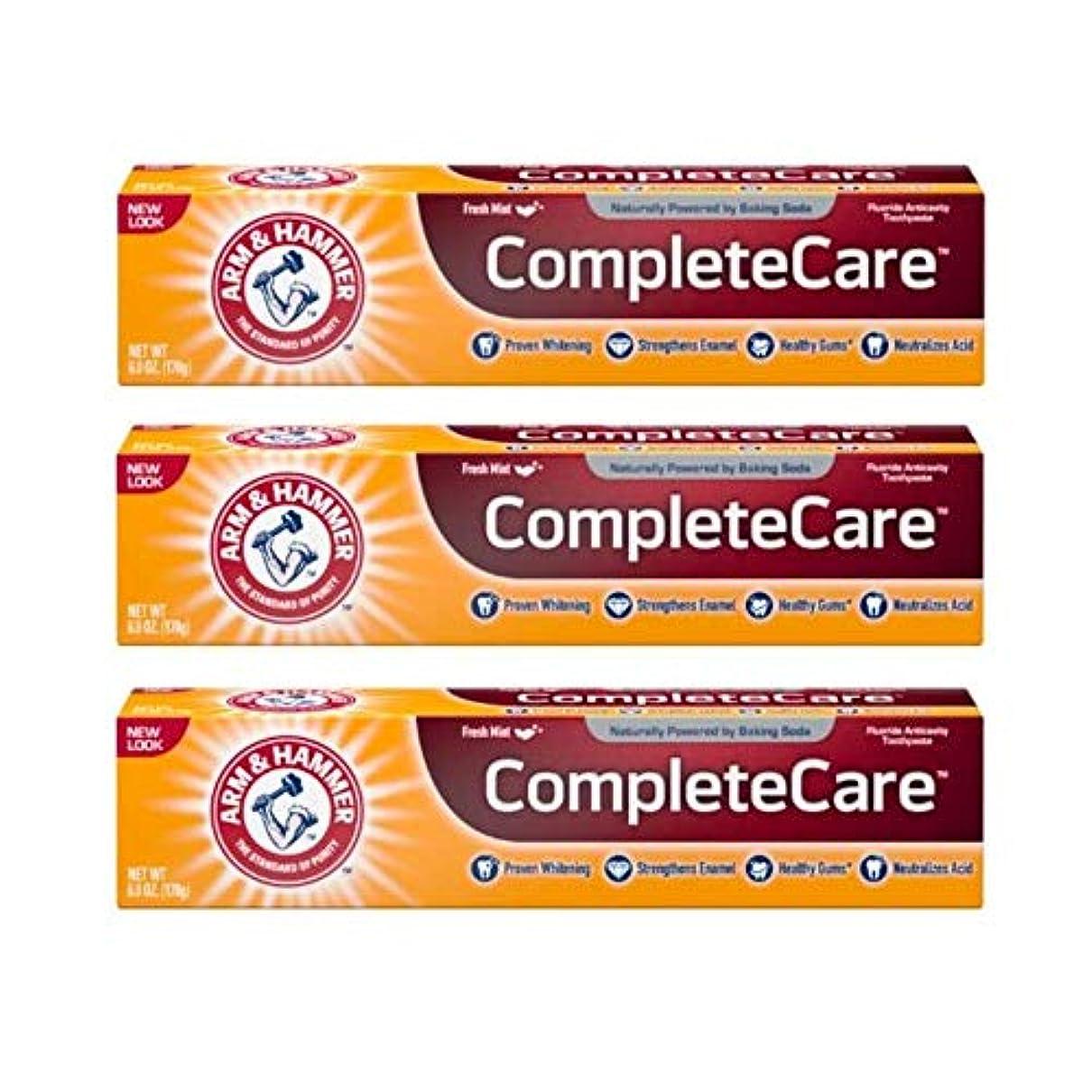 製油所第四ミキサーArm & Hammer Fluoride Anti-Cavity Toothpaste - 6 oz - 3 pk by Arm & Hammer