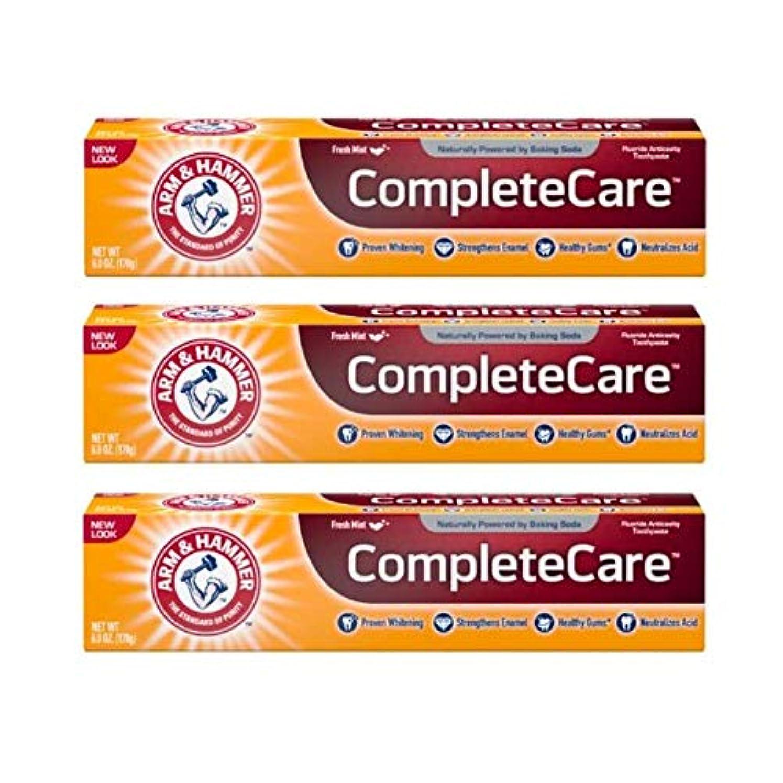 いっぱい柔らかさ法律によりArm & Hammer Fluoride Anti-Cavity Toothpaste - 6 oz - 3 pk by Arm & Hammer