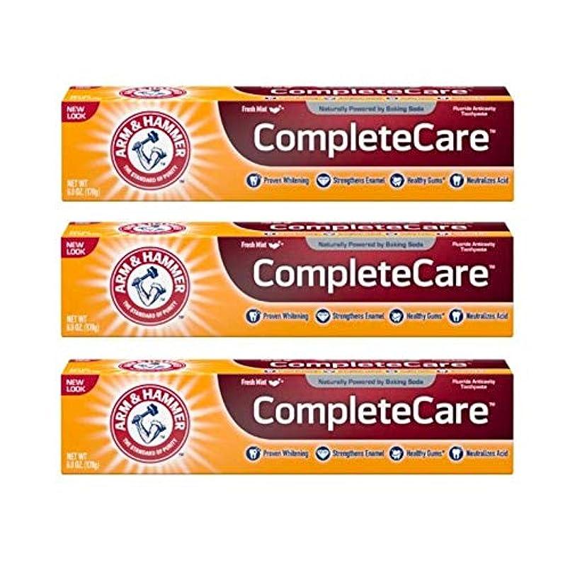 未接続黒くするモードArm & Hammer Fluoride Anti-Cavity Toothpaste - 6 oz - 3 pk by Arm & Hammer