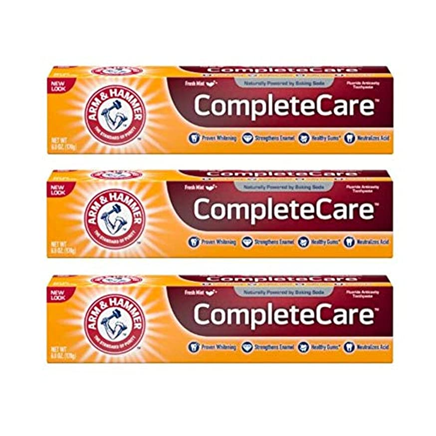 血統郵便トーナメントArm & Hammer Fluoride Anti-Cavity Toothpaste - 6 oz - 3 pk by Arm & Hammer