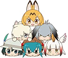 けものフレンズ もちころりん BOX商品 1BOX = 6個入り、全6種類