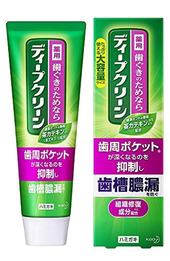 【花王】ディープクリーン 薬用ハミガキ 160g ×20個セット