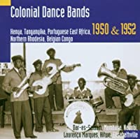 Colonial Dance Bands 1950