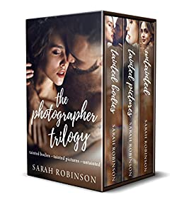 The Photographer Trilogy Boxed Set by [Robinson, Sarah]