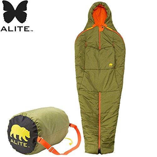 エーライト(ALITE) 寝袋 セクシーホットネス 2.0 スリーピングバッ...