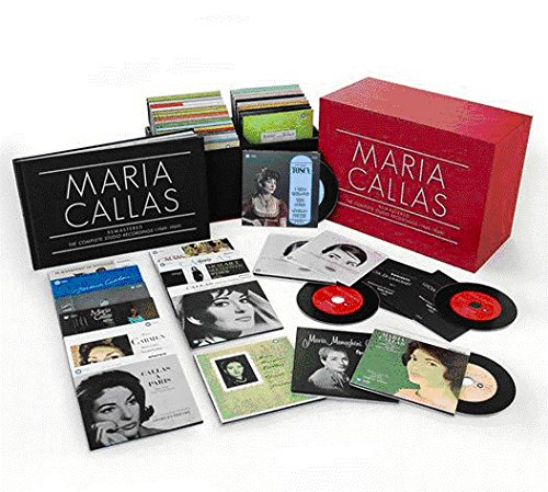 Maria Callas Remastered: The Complete Studio Recorings, 1949-1969
