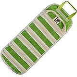 (キャリー) Karit トップハンドル付きの純粋な色軽量防水ナイロントートメッセンジャーバッグ