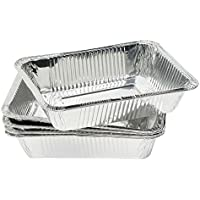 Wiltshire 52091 Barbecue Foil Trays Small, Silver