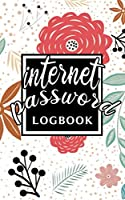 Internet Password Log Book: Personal Email Address Login Organizer Logbook with Alphabetical Tabs Order To Protect Websites Usernames , Passwords Keeper Gargen Flowers Notebook