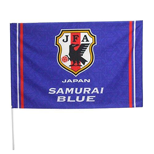 日本代表 オフィシャル フラッグ(大) 棒付き サッカー サポーター グッズ