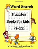 Word Search Puzzles Books for kids 9-12: Are you searching Puzzle your ? your will Enjoy hours of fun and classic