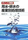 用水・排水の産業別処理技術 (ポイント解説)
