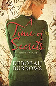 A Time of Secrets by [Burrows, Deborah]