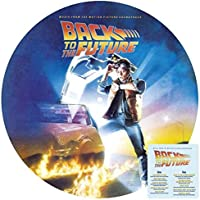 BACK TO THE FUTURE (30TH ANNIVERSARY SOUNDTRACK) [LP] (PICTURE DISC, FEATS. HUEY LEWIS AND THE NEWS, ERIC CLAPTON, ETTA JAMES, ETC.) [12 inch Analog]
