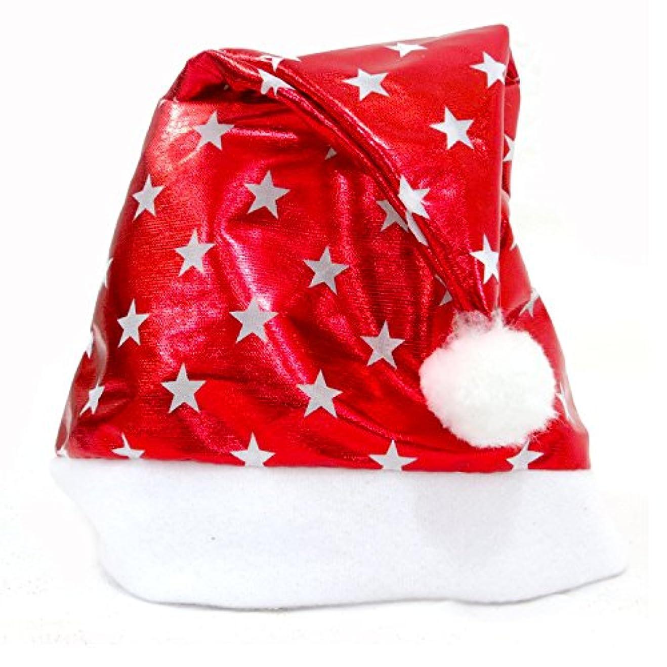 モンゴメリーコンテンポラリー永久Racazing クリスマスハット レッド Hat ライト ドームキャップ 防寒対策 通気性のある 防風 ニット帽 暖かい 軽量 屋外 スキー 自転車 クリスマス 男女兼用 Christmas Cap