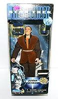 Playmates Star Trek First Contact Zefram Cochrane Limited Editionアクションフィギュア