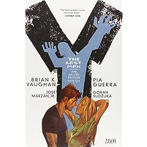 Y: The Last Man: Deluxe Edition Book Five (Y the Last Man)