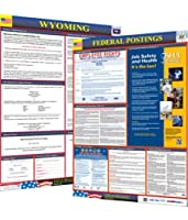 Osha4less Wyoming State and Federal Labor Law Poster (WY-CB) [並行輸入品]