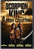 Scorpion King 4-Movie Collection/ [DVD] [Import]
