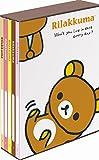 ナカバヤシ ポケットアルバム5冊BOX 210枚 リラックマ L判 ア-PL-1021-10