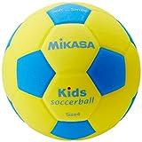 ミカサ スマイルサッカーボール 軽量球 4号 SF4-YBL