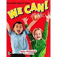 We Can! 生徒用テキスト(CD付) 1/Student book with CD 1