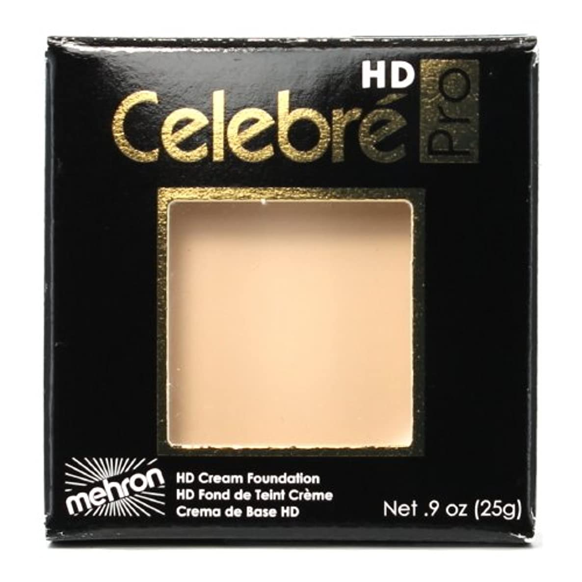 自己尊重丈夫固体(3 Pack) mehron Celebre Pro HD Make-Up - Light 2 (並行輸入品)