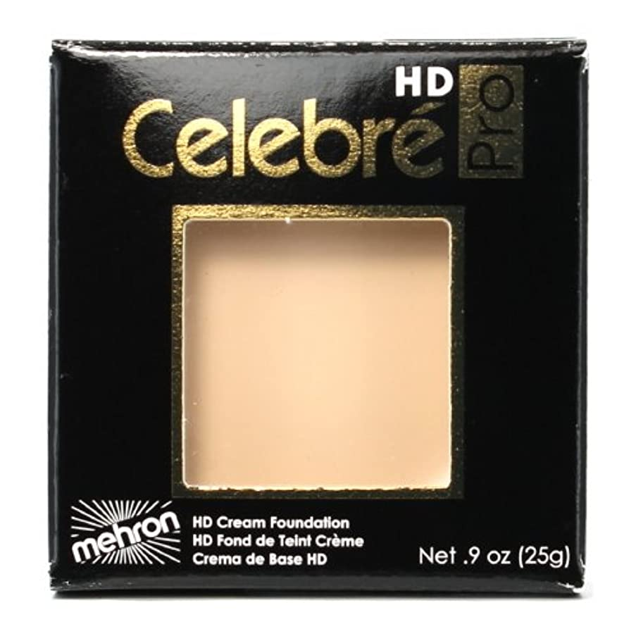 糞潜水艦適度に(3 Pack) mehron Celebre Pro HD Make-Up - Light 2 (並行輸入品)