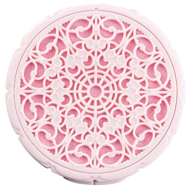 魅惑的な休眠シーンロココ コンパクトミラー YRC-1000 ピンク