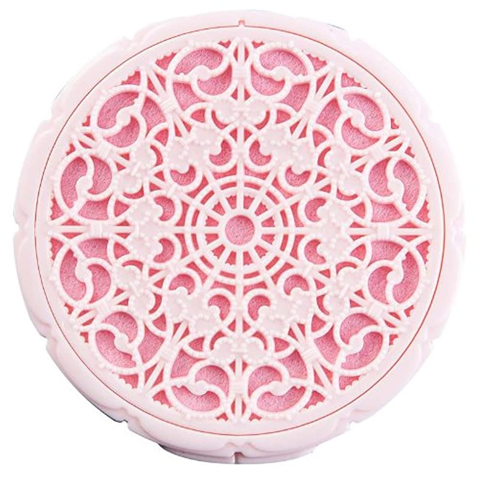 物思いにふける専らパリティロココ コンパクトミラー YRC-1000 ピンク
