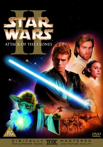 Star Wars - Episode 2 - Attack Of The Clones [Import anglais]