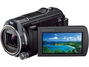 SONY デジタルHDビデオカメラレコーダー「HDR-PJ630V」(ブラック) HDR-PJ630V-B
