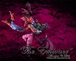 SOTA Toys - Darkstalkers diorama Morgan & Lilith 'The Embrace' SDCC 2011 Exc