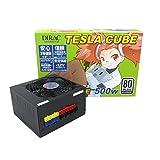 ディラック TESLA CUBE ATXシリーズ ATX規格電源ユニット 500W 80PLUS PLATINUM Haswell対応 DIR-TCAXP-500 V1.0