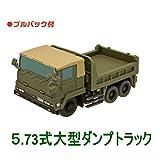 チビスケ 陸上自衛隊車両 [5.73式大型ダンプトラック](単品)