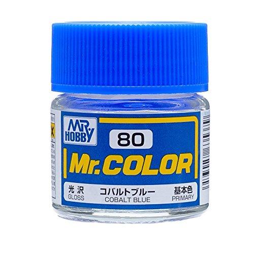 GSIクレオス Mr.カラー C80 コバルトブルー