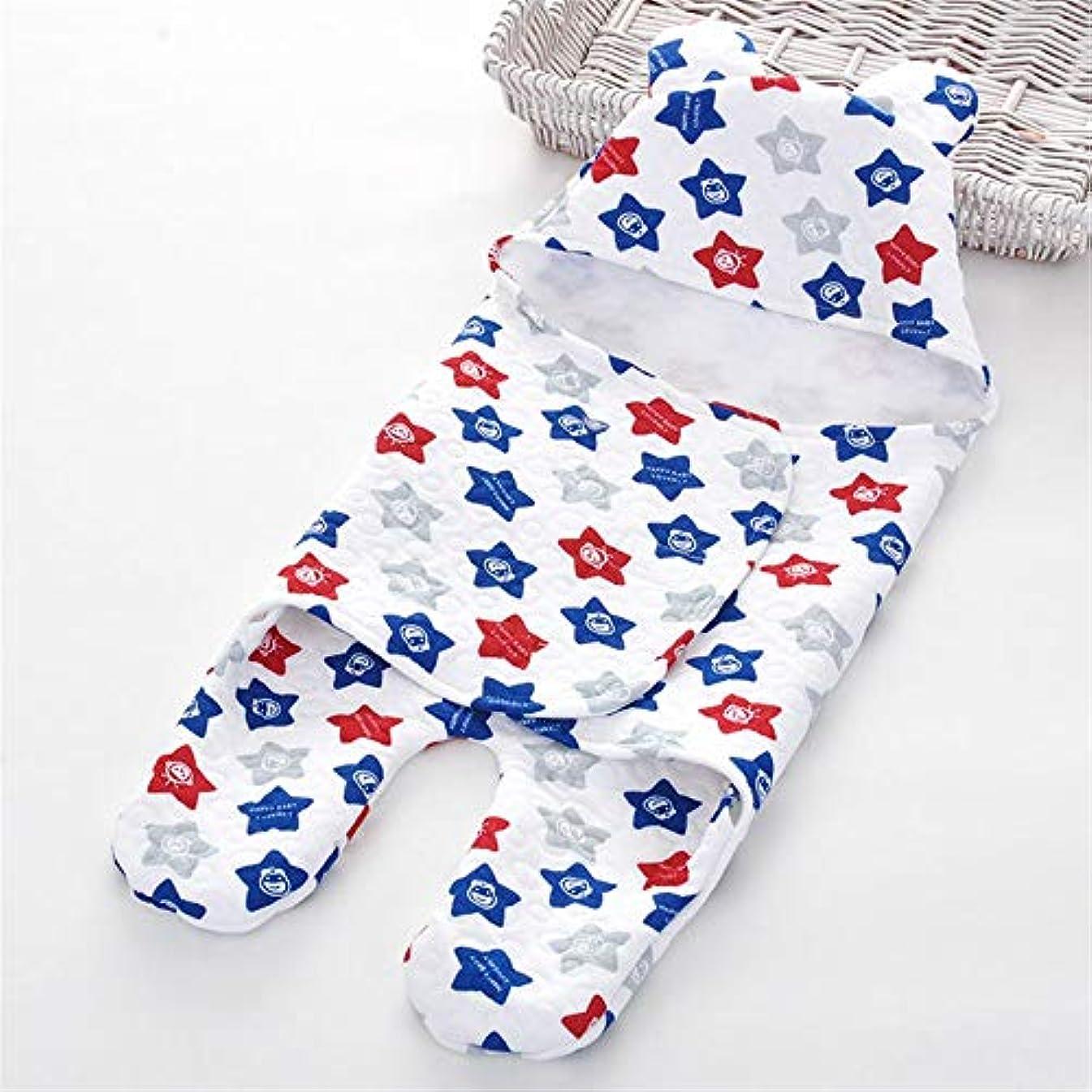 税金ベルト群衆ベビー寝袋 生まれたばかりの赤ちゃんの男の子か女の子調節可能な寝袋中立設定用おくるみブランケットに包まれたオーガニックコットン 新生児睡眠カプセル (色 : D2, サイズ : 70X34cm)